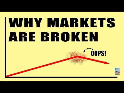 THIS Is Why The Entire Market Is Completely Broken! Black Swan Event Will Happen Without Warning!