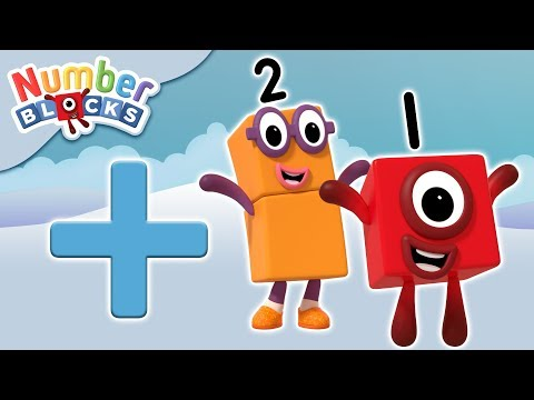 Numberblocks - Addition Mission | Learn to Count