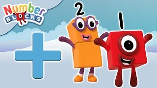 @Numberblocks- Addition Mission   Leąrn to Count