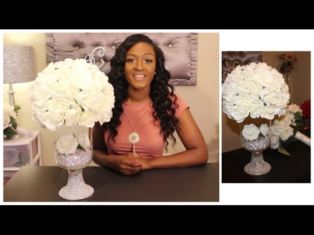 3 Ways To Make Wedding Centerpieces Wikihow
