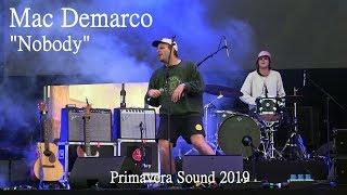 Mac Demarco - Nobody - live at Primavera Sound 2019