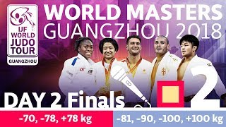 Judo World Masters 2018: Day 2 - Final Block