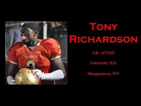 Tony Richardson - LB - 6