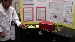 Southpointe Titan's Science Project Selected for 2018 CBC Science Fair