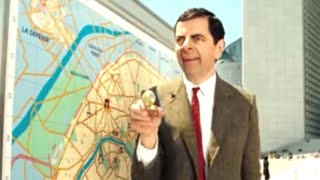 Navigating Bean | Funny Clips | Mr Bean Official