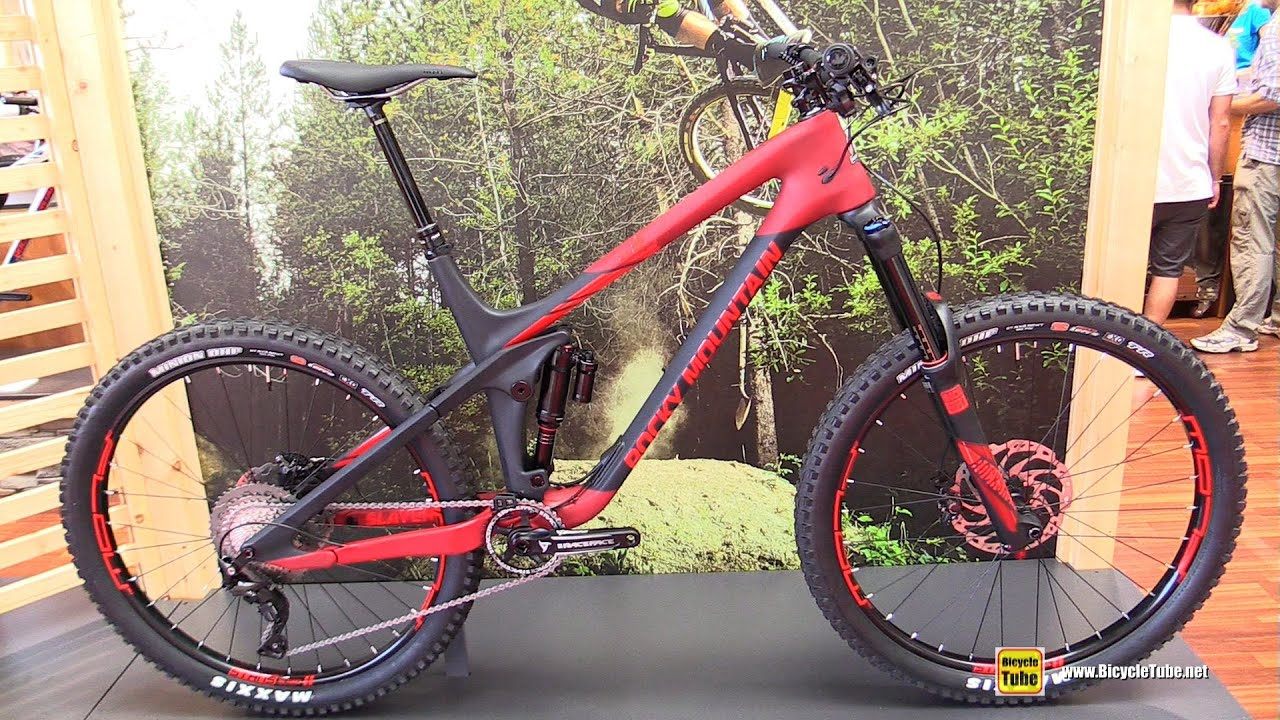 2017 Rocky Mountain Slayer 770 Msl Mountain Bike Walkaround