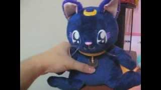 PGSM - Luna Talking plush toy