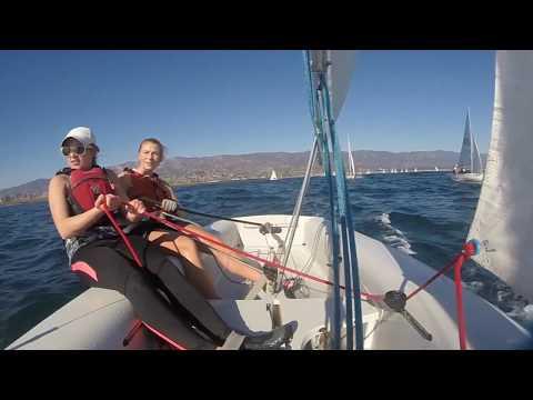 Santa Barbara 2016 uvic sailing