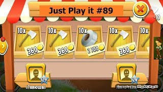 Just Play it #89 | Hay Day Game play