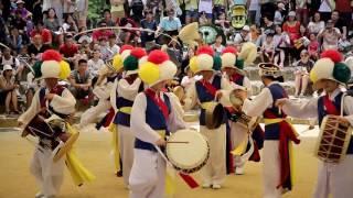 한국민속촌 농악놀이