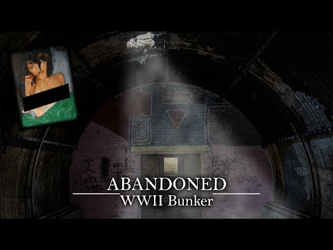 ABANDONED WW2 Bunker | Found a Tent-load of Porn!