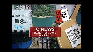 UNTV C-News (March 26, 2019) PART 1