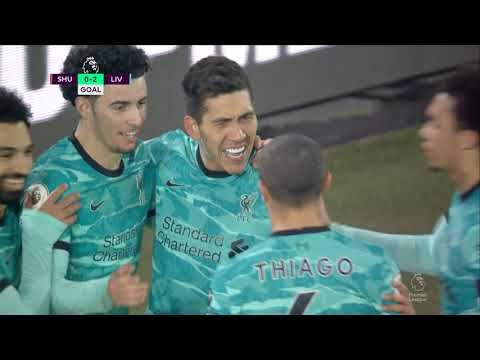 Sheffield Utd Liverpool Goals And Highlights