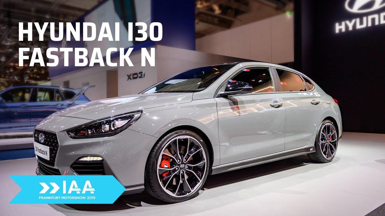Trải nghiệm khám phá xe Hyundai i30 Fastback N