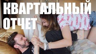 КВАРТАЛЬНЫЙ ОТЧЕТ! Как быть всегда навеселе?))