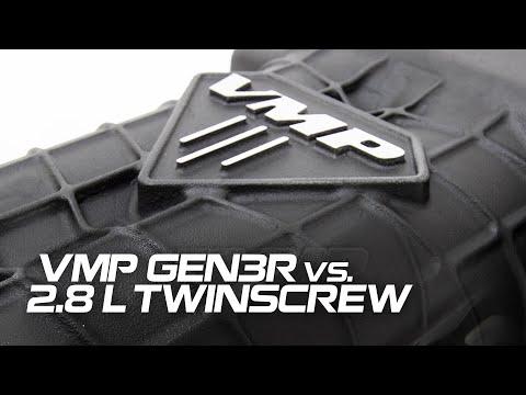 Real World Testing   VMP Gen3R Vs. Twin-Screw 2.8 L On A 2012 GT500