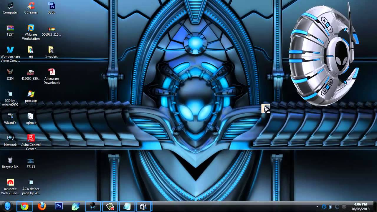 Alienware themes for windows 7 free download youtube.