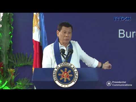 116th Founding Anniversary of Bureau of Customs (Speech) 2/6/2017