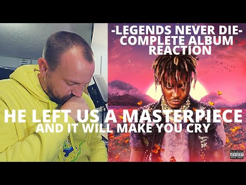 Juice WRLD – Legends Never Die (BEST FULL ALBUM REACTION / REVIEW!) this will make you cry