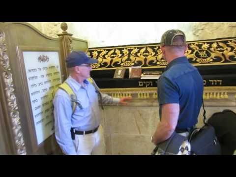 King David's Tomb - Mount Zion Jerusalem (Historic and Religious Site)