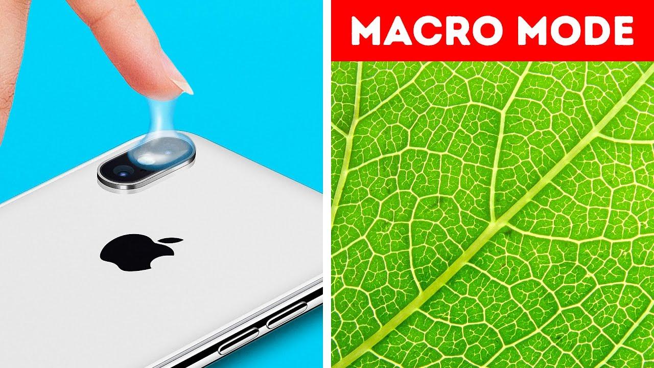 40 SMARTPHONE HACKS TO MAKE YOUR LIFE EASIER