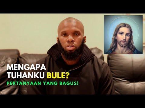 Mengapa Tuhanku Harus Bule? 💥 Kesaksian Muallaf Sub Indonesia