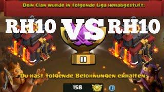 Clash of Clans | CWL-Recap #3 | RH 10 VS. RH 10 | GoHog | BatLaLo