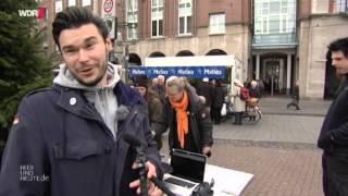 WDR Hier und heute Reportage 6. Januar 2014 - Pirat in schwerer See