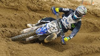 Check out the Troy Lee Designs/Red Bull KTM and Monster Energy/Yama...