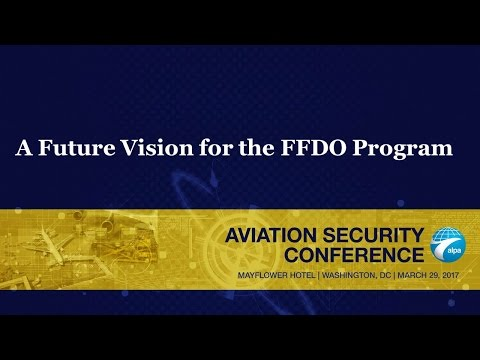A Future Vision For The FFDO Program