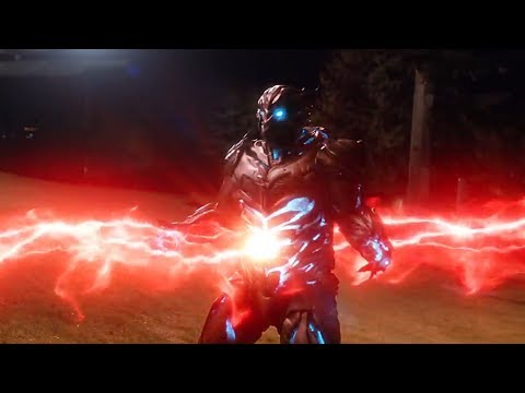 Savitar Is Interrupted By Team Flash - The Flash 3x23