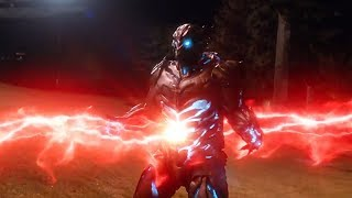 Savitar Is Interrupted By Team Flash - The Flash 3x23