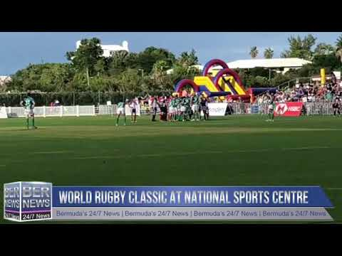 World Rugby Classic Gets Underway, Nov 4 2018