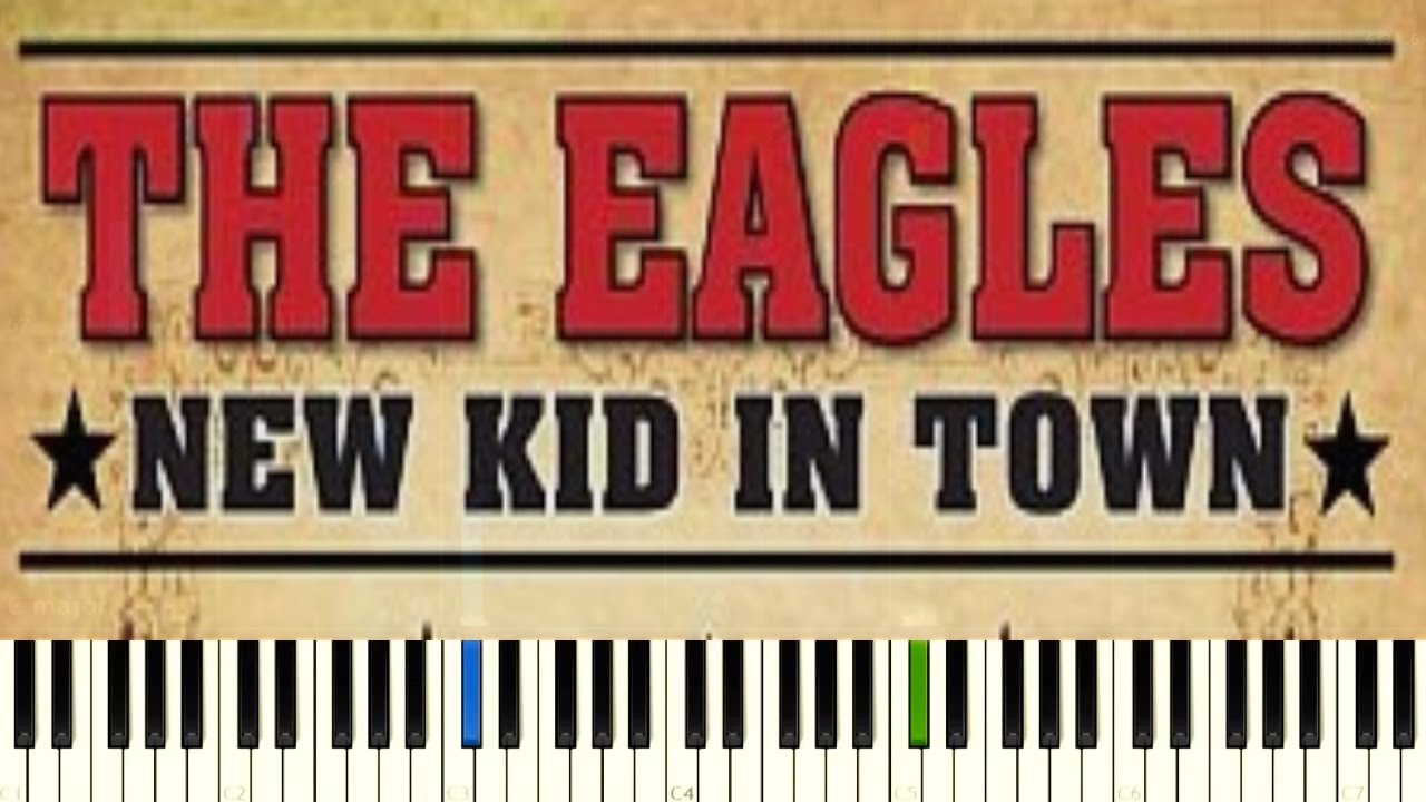 Play New Kid In Town By The Eagles