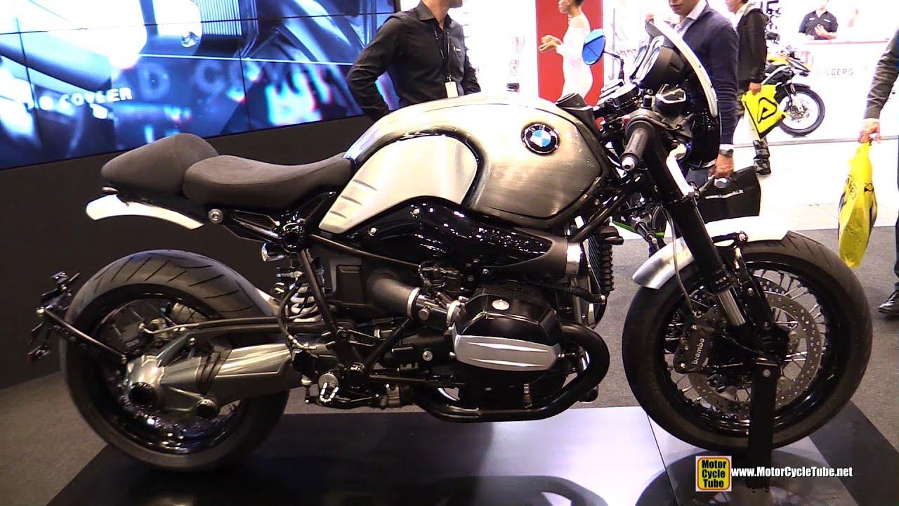 2015 bmw r ninet customized by rizoma walkaround 2014 eicma milan motorcycle exhibition youtube