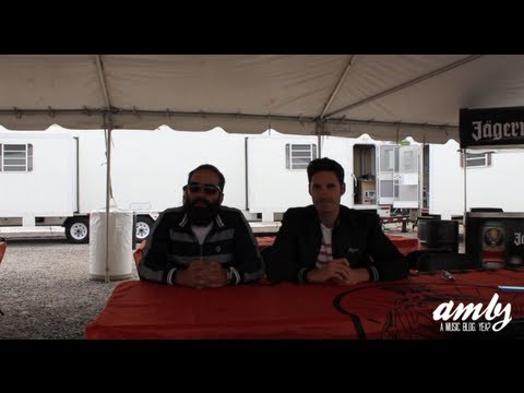 Interview with Capital Cities