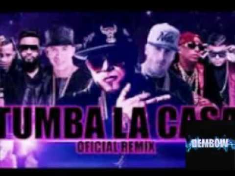 Tumba La Casa Remix Dembow [Audio Oficial] #DJ Cotex