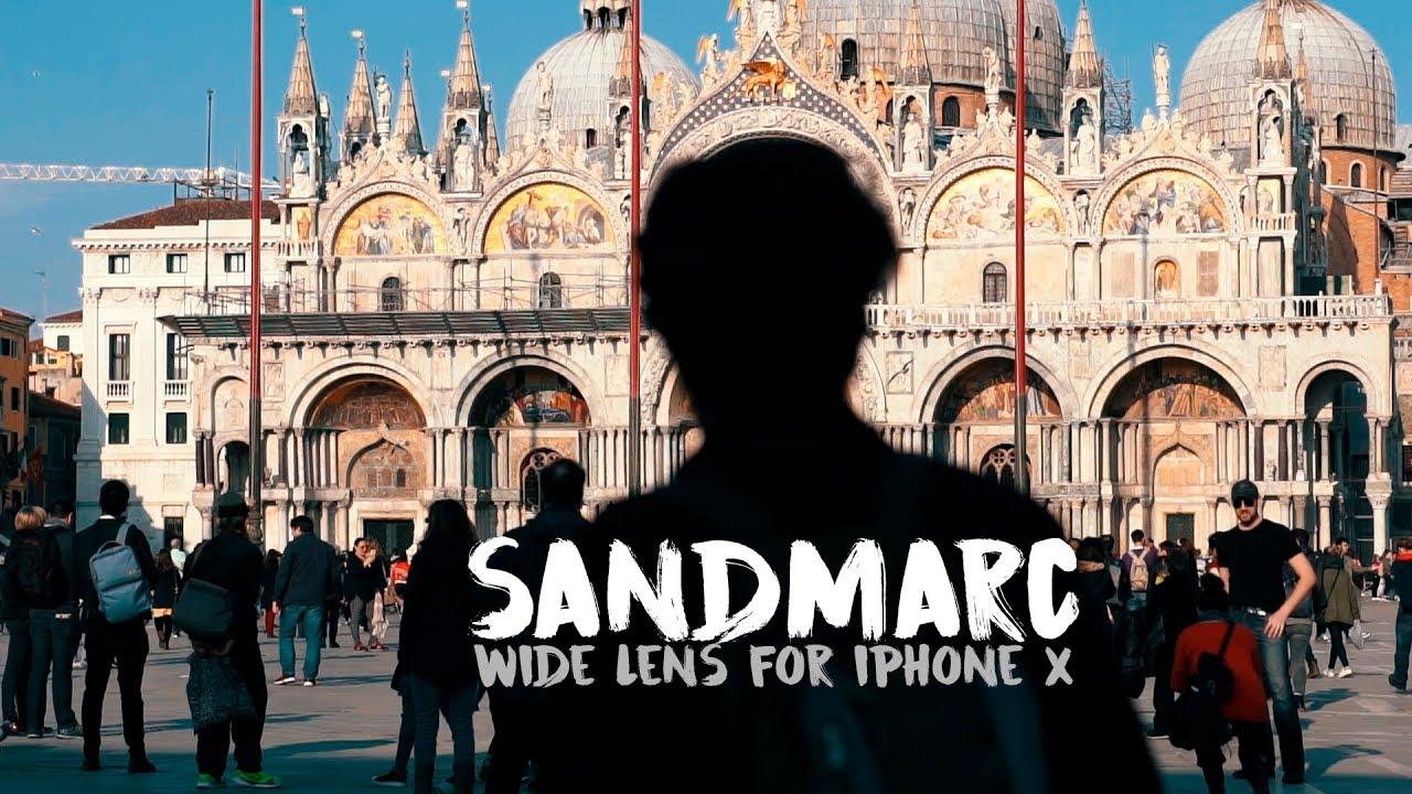 watch c8c64 f908d brands | Sandmarc Wide Lens for iPhone X