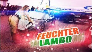 Sexy Carwash - Bagger zerstört Auto - Sportwagen Neustadt am Rübenberge