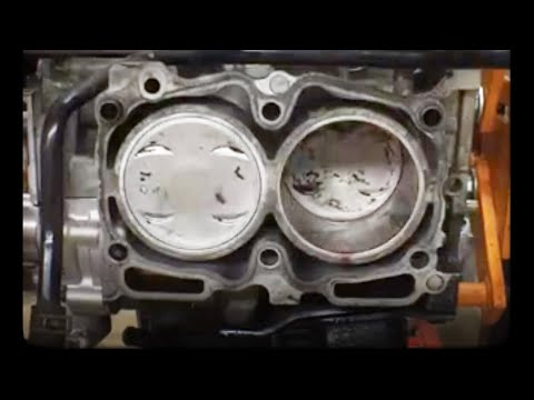 EJ25 Oil Burning Fix | TIRESIDE In The Shop