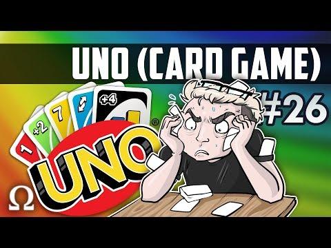 MAKING IT RAIN ON MINILADD!   Uno Card Game #26 Ft. Mini, Nogla, Jiggly