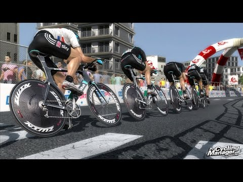 Top Cycling Games (PC)