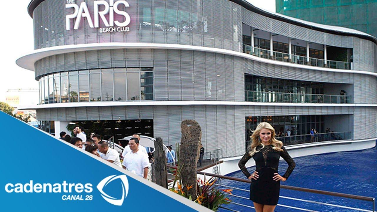 Inaugura Hotel En Filipinas Opens In Philippines