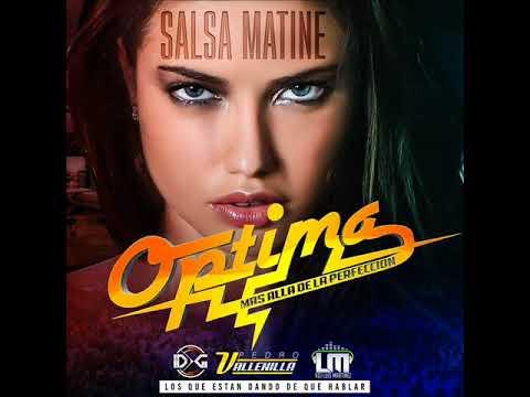 Salsa Matine Optima Discplay   Pedro Vallenilla Ft Luis Martinez