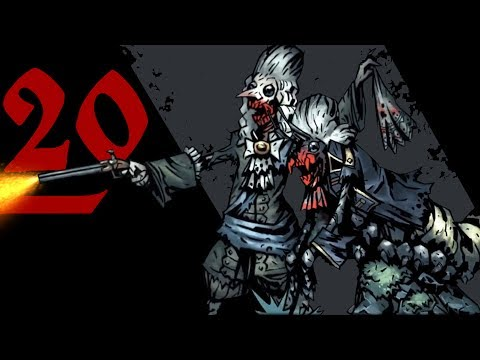 Darkest Dungeon: Episode 20 - Trump Finally Returns to the Courtyard (CRIMSON COURT DLC!)