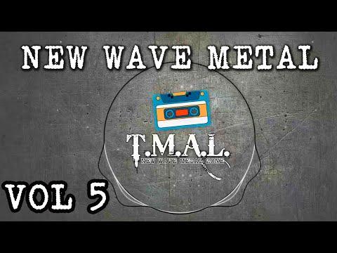NEW WAVE METAL MIX VOL 5 [ METAL AUDIO LIBRARY ]