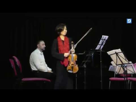 "Tomoko Malkin and Uri Brener: MGnesin ""Song of Wandering Knight"""