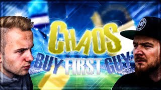 FIFA 18 | Hardcore Buy First Guy 🔥 CHAOS EDITION 🔥 vs Gamerbrother