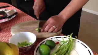 Cambodian Dipping Sauce