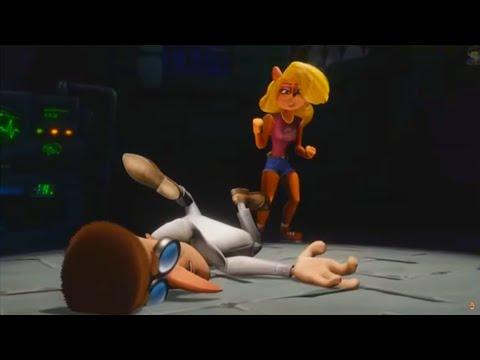WOULD YOU SMASH? Crash Bandicoot N. Sane Trilogy Opening Cutscene REACTION!!!